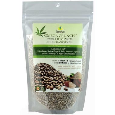 Nutri Crunch Organic Kelp Toasted Hemp Seeds