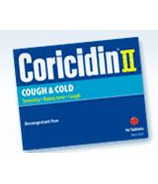 Coricidin II Cough and Cold
