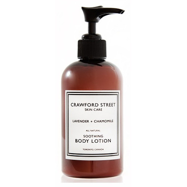 Crawford Street Lavender and Chamomile Body Lotion