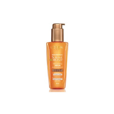 L\'Oreal Sublime Bronze Self-Tanning Serum in Medium Natural Tan