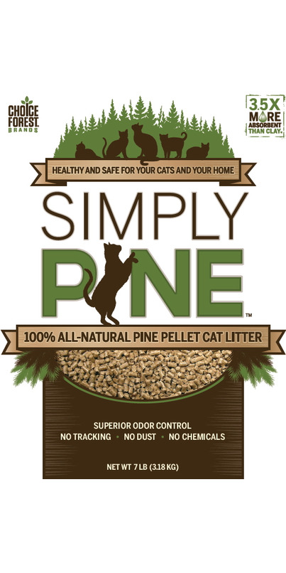 buy simply pine 100 all natural pine pellet cat litter at free shipping 35 in canada. Black Bedroom Furniture Sets. Home Design Ideas