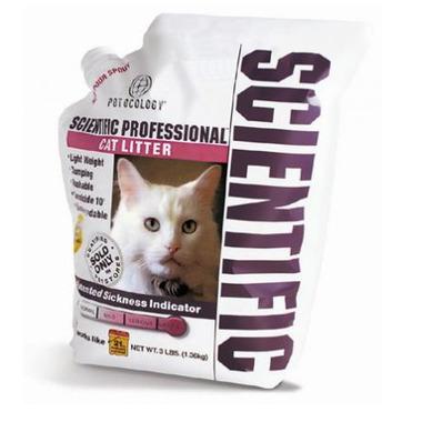 Pet Ecology Scientific Professional Cat Litter