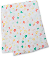 Lulujo Cotton Muslin Swaddling Blanket