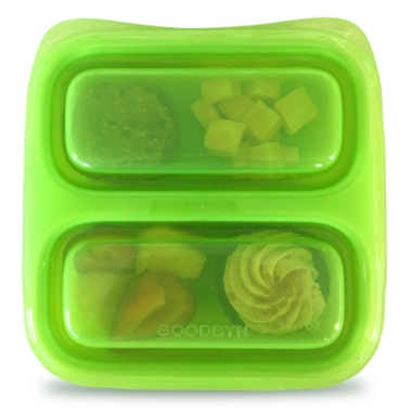 Goodbyn Small Meal Container Green