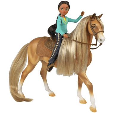 Breyer Horses Spirit Riding Free Chica Linda and Prudence Gift Set