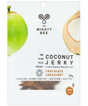 Mighty Bee Organic Vegan Coconut Jerky Chocolate & Hazelnut