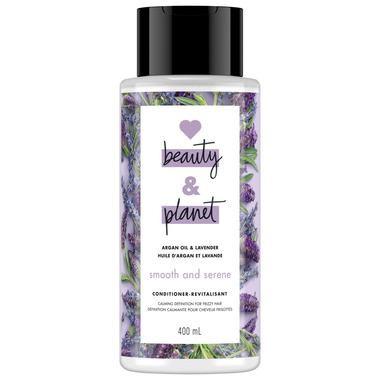 Love Beauty and Planet Argan Oil & Lavender Smooth & Serene Conditioner