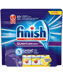 Finish Quantum Max Shine & Protect Dishwasher Tablets Lemon