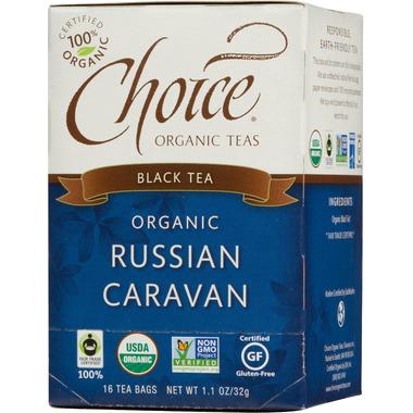 Choice Organic Teas Russian Caravan Tea
