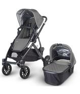UPPAbaby Vista Stroller Pascal Grey & Carbon