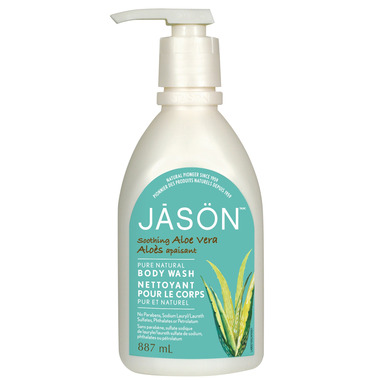 Jason Soothing Aloe Vera Body Wash