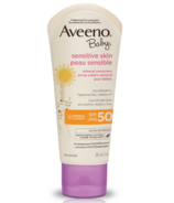 Aveeno Baby Sensitive Skin Mineral Sunscreen Lotion