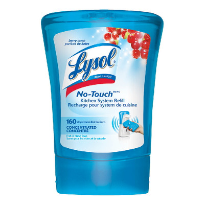 Buy Lysol No Touch Kitchen System Refill From Canada At