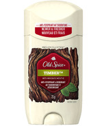 Old Spice Fresher Collection Timber Invisible Solid Antiperspirant