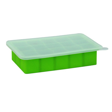 Green Sprouts Silicone Freezer Tray Green