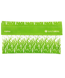 Lunchskins Green Grass Snack Bag