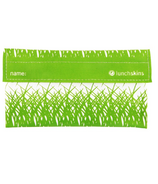 Lunchskins Green Grass Snack Bag