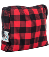 Bummis Reusable Snack Bag Lumberjack