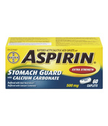 Aspirin Stomach Guard with Calcium Carbonate Extra Strength