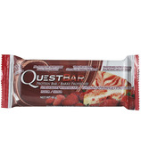 Quest Bar Strawberry Cheesecake Protein Bar