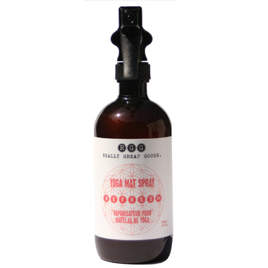 Really Great Goods Refresh Yoga Mat Spray