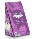 JusTea Purple Mint Tea