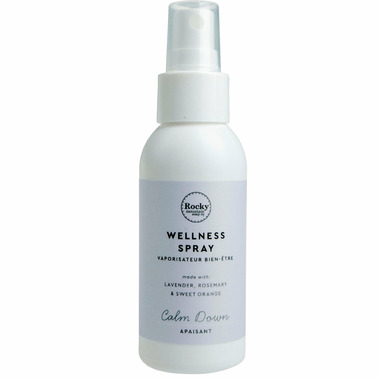 Rocky Mountain Soap Co. Aromatherapy Calm Down Spray