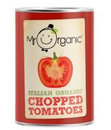 Mr. Organic Chopped Tomatoes