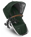 UPPAbaby Vista Rumble Seat Austin Hunter with Leather