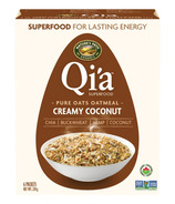 Nature'S Path Qi'a Pure Oats Oatmeal Creamy Coconut