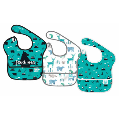 Bumkins SuperBib Feed Me, Nature and Outdoors