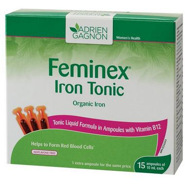 Adrien Gagnon Feminex Iron Tonic