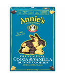 Annie's Homegrown Gluten Free Cocoa and Vanilla Bunny Cookies