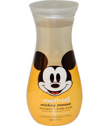 Method Mickey Mouse 2-in-1 Shampoo + Body Wash