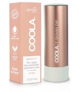 COOLA Liplux Tinted Lip Balm SPF 30 Skinny Dip