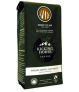 Kicking Horse Coffee Grizzly Claw Dark Ground Coffee