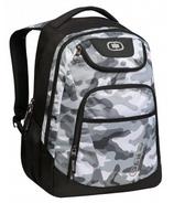 OGIO Tribune Laptop Backpack in Black/Camo