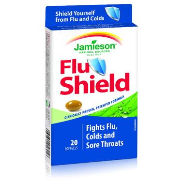 Jamieson Flu Shield Caps