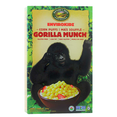 Nature\'s Path EnvroKidz Gorilla Munch Cereal