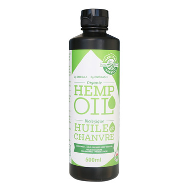 Manitoba Harvest Organic Hemp Oil