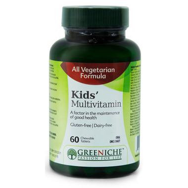 Greeniche Kids\' Multivitamin
