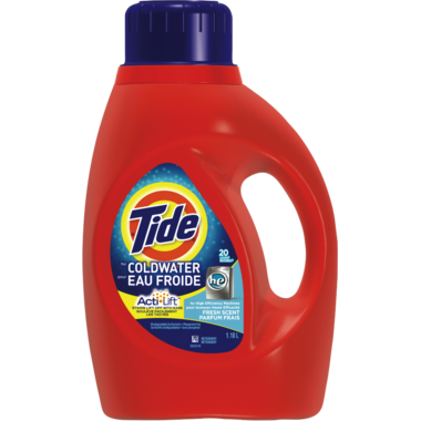 Tide Coldwater HE Liquid Laundry Detergent