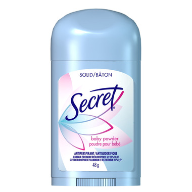 Secret Antiperspirant Solid