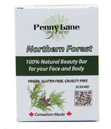 Penny Lane Organics 100% Natural Beauty Bar Northern Forest