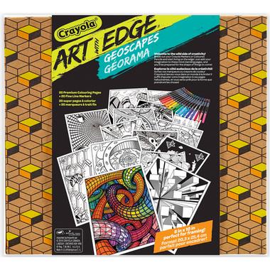 Crayola Art with Edge Studio Kit