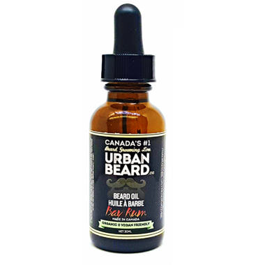 Urban Beard Oil Bay Rum