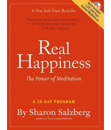 Real Happiness The Power Of Meditation: A 28-Day Program