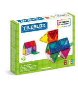 Tileblox Rainbow Piece Set