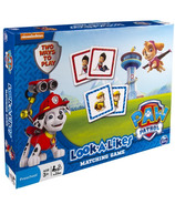 Paw Patrol Look Alikes Matching Board Game