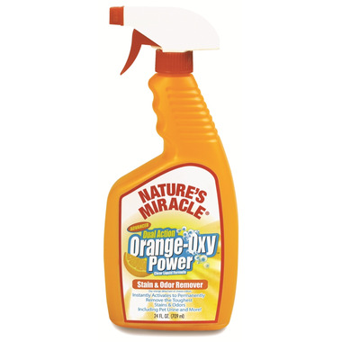 Nature\'s Miracle Orange-Oxy Stain & Odour Remover